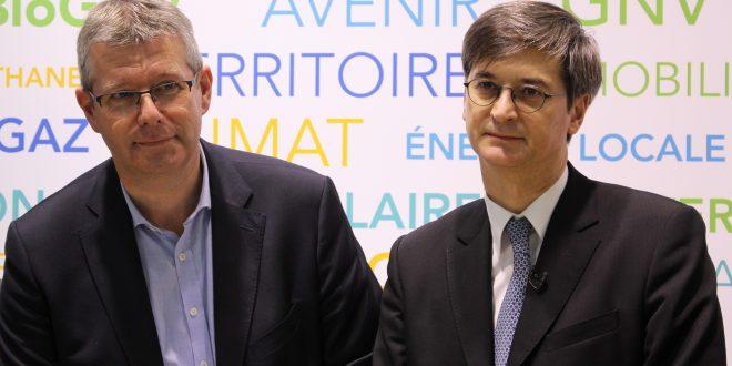 Signature de la convention de partenariat pour la conversion énergétique des CSR en gaz vert